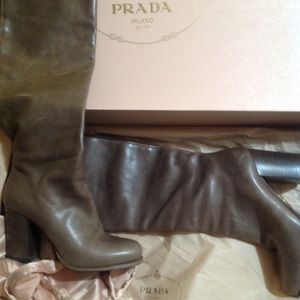 Authentic PRADA, free poshmark authentication